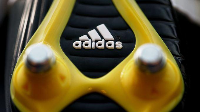 WM 2014 soll's richten: Adidas enttäuscht trotz Rekordgewinn
