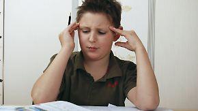 Ursachen und Tipps: Wenn Kinder Kopfschmerzen haben