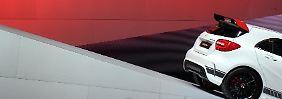 Freie Fahrt mit Fuß am Gas: Daimler rast im Absatzboom
