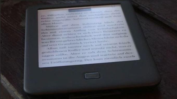 n-tv Ratgeber: E-Book-Reader im Vergleich