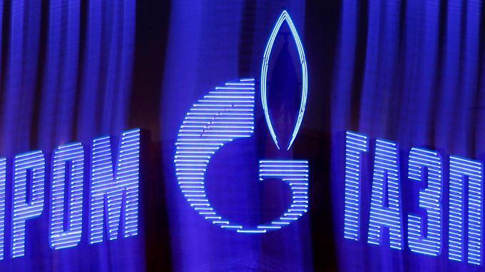 Gazprom fordert von der Ukraine die Begleichung der Februar-Rechnung: 317 Millionen Dollar.