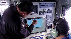 Boeing noch immer verschollen: Ermittlungen werfen immer mehr Fragen auf