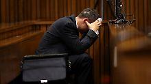 Angeklagter erträgt Details nicht: Pistorius übergibt sich vor Gericht