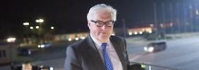 Person der Woche: Wo bleibt der Steinmeier-Plan?