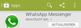 Apps sollen Chats stehlen können: Neue Lücke in WhatsApp?