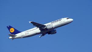 Alle Artikel zum Thema: Deutsche Lufthansa