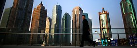 """Angst vor China-Schock: """"Müssen uns an weniger Dynamik gewöhnen"""""""