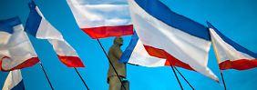 """""""Weitere Eskalation verhindern"""": EU will Sanktionen gegen Russland in die Tat umsetzen"""