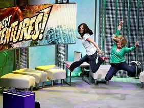 Da freut sich der Nachbar: Mit den neuen berühungslosen Steuergeräten Kinect (Microsoft), Move (Sony) oder der Wii (Nintento) tun Menschen das, was sie im Kino, in der Oper, im Ballett oder im Theater nie tun würden.