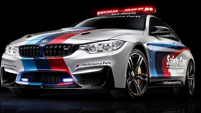So sieht der neue 4er aus: BMW ist für die Zukunft gerüstet.