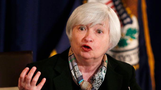Alter Kurs neu verkauft: Die Fed unter Chefin Janet Yellen lässt die Arbeitslosenquote als Richtgröße praktisch fallen.