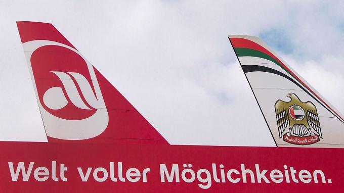 Neues Modell bei Air Berlin: Kleinaktionäre werden abgefunden.