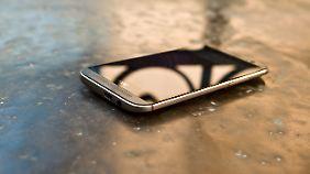 Das Gehäuse des HTC One besteht jetzt zu 90 Prozent aus Metall.