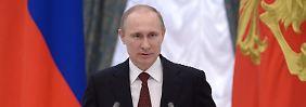 """Wie weit wird Putin gehen?: """"Vielleicht geht der Schuss nach hinten los"""""""