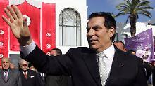 Ex-Staatschef kontrollierte Firmen: Ben-Ali-Clan zweigte viele Milliarden ab