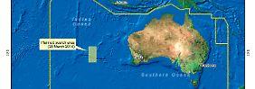 Spur von MH370-Trümmern?: Neue Suchregion weckt Hoffnungen