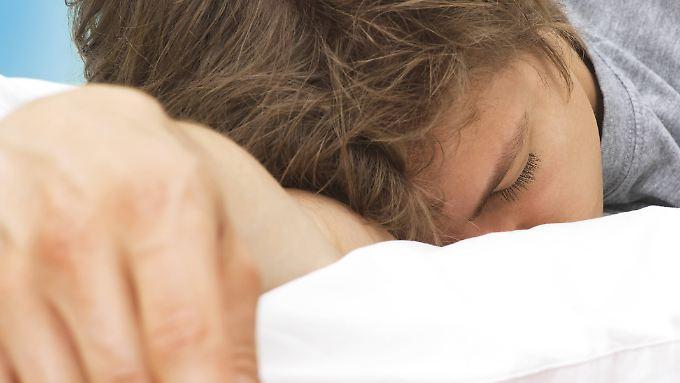 Folgen der Sommerzeit-Umstellung: Nicht nur Zeit, auch Spermien werden knapp