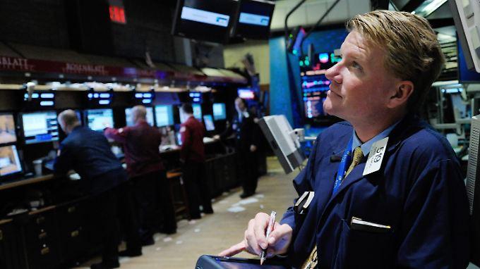Genauer hinschauen: Was machen die Kurse an der Wall Street?