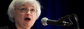 Arbeitsmarkt von Normalniveau entfernt: Yellen hält Fed-Hilfen für weiter nötig