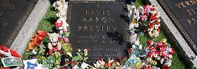 Von Elvis Presley bis Bob Marley: Die berühmtesten Grabstätten Prominenter