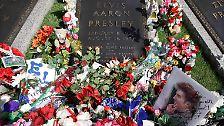 Von Elvis Presley bis Jim Morrison: Die berühmtesten Grabstätten Prominenter