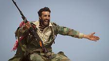 Neben Afghanistan, dem Irak und Pakistan, fotografierte Niedringhaus auch in Libyen.