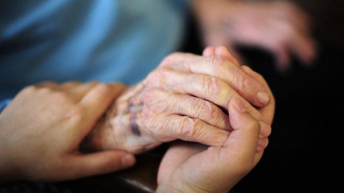 Wird die Pflege im eigenen Heim nun leichter?