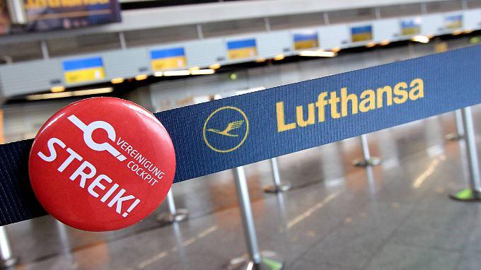 Das Verständnis für die Lufthansa-Piloten hält sich bei den Flughafenbetreibern in Grenzen.