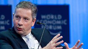 Der ehemalige Siemens-Chef Klaus Kleinfeld leitet als CEO seit 2008 die Geschicke von Alcoa.