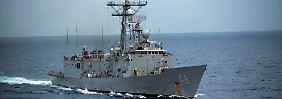 Vorteil für das Militär: US-Marine macht Treibstoff aus Meerwasser