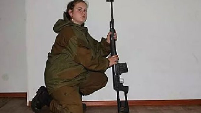 Die 22-jährige Maria Koleda sollte nach Angaben aus Kiew für Unruhen in dem Land sorgen.