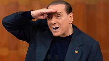 Silvio Berlusconi will unter keinen Umständen in den Hausarrest.