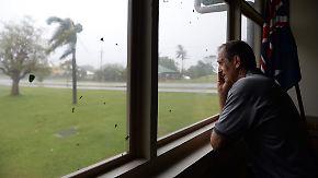 """""""Ita"""" weniger heftig als erwartet: Zyklon wirbelt in Australien"""