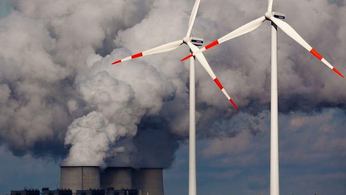 Wind statt Kohle ist eine der Forderungen des Weltklimarates.