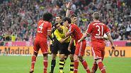 """Der 30. Bundesliga-Spieltag in Wort und Witz: """"Ich weiß nicht, ob er Creme an der Hand hatte"""""""