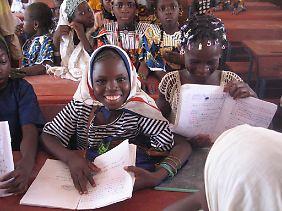 Bildung ist ein wichtiger Baustein auf Afrikas weiterem Weg.
