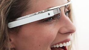 Verkauf in den USA startet: Wer setzt sich eigentlich Google Glass auf die Nase?