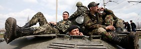 Ukraine am Rand des Bürgerkriegs: Nicht nur Russland ist schuld