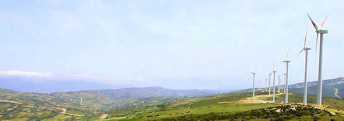 """Windenergieanlagen bei Tanger: """"Dieses Geschäft funktioniert auch ohne sie."""""""
