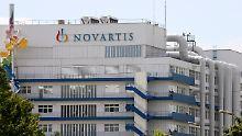 Krebsmittel für 14,5 Milliarden: Novartis sortiert sich neu