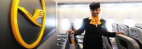 Lufthansa-Aktie im Höhenflug: Ausländische Investoren kaufen ein