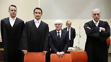 """""""Er wollte mich los werden"""": Ecclestone geriert sich als Gribkowsky-Opfer"""