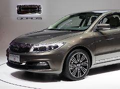 Qoros 3 Sedan, Chinas Speerspitze für den europäischen Markt