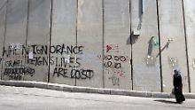 """Kritik an Israel: Kerry spricht von drohender """"Apartheid"""""""