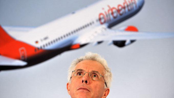 Finanzspritze aus Abu Dhabi: Air Berlin fliegt Millionenverlust ein