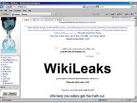Wikileaks soll die Veröffentlichung brisanter Dokumente ermöglichen - völlig anonym.