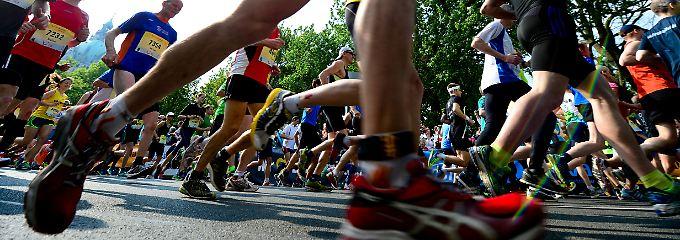 Für viele Läufer erste Wahl: Für Marathon-Läufer und Gewohnheitsjogger zählt die richtige Mischung aus Stabilität und Dämpfung.