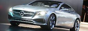 Modelloffensive zahlt sich aus: Daimler erlebt neue Sternstunde