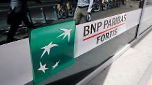 BBVA kommt bei Bad Loans voran: BNP Paribas fürchtet US-Strafe