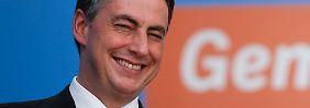 """McAllister, CDU-Spitzenkandidat: """"Habe überlegt, ob ich politisch aktiv bleibe"""""""
